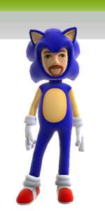 Sonic Costume (Head)  sc 1 st  Xbox Achievements & XboxAchievements.com - Sonic the Hedgehog 4: Episode 1 Awardables