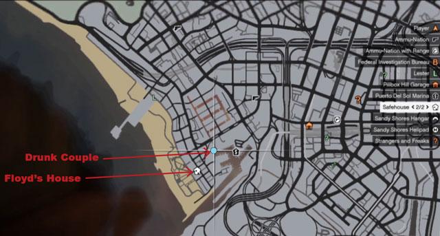 Grand Theft Auto V Achievement Guide & Road Map