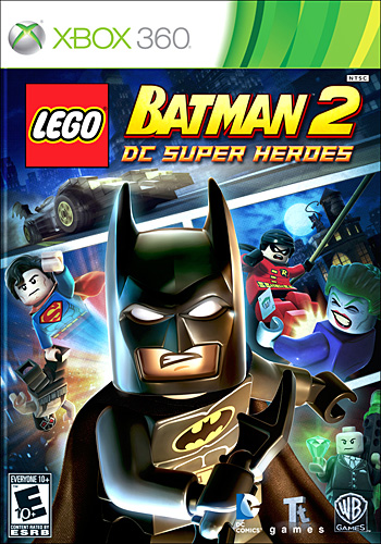 Lego Batman 2 Dc Super Heroes Achievement Guide Road Map