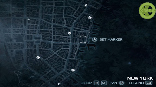 Assassin S Creed Iii Achievement Guide Road Map