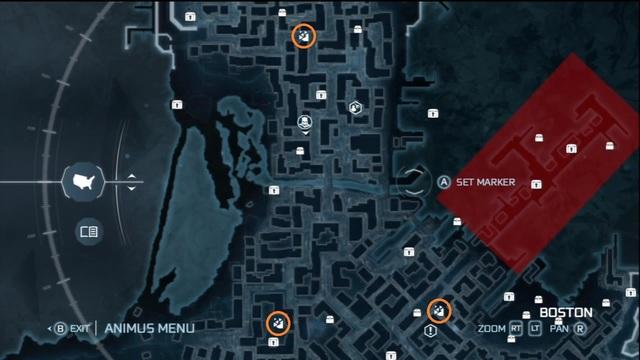 assassins creed 3 map boston
