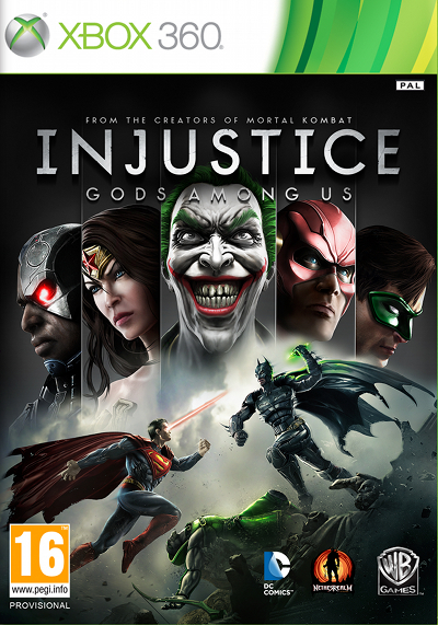 Injustice Gods Among Us Achievement Guide Road Map
