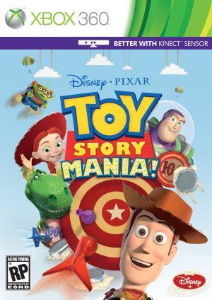Game Added Toy Story Mania! - Xbox One Xbox 360 News At XboxAchievements.com