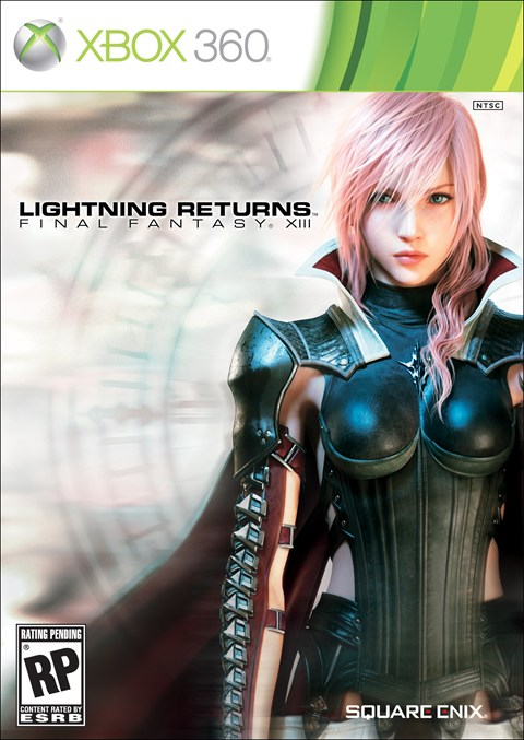Final Fantasy XIII: Lightning Returns Comparison: Xbox 360
