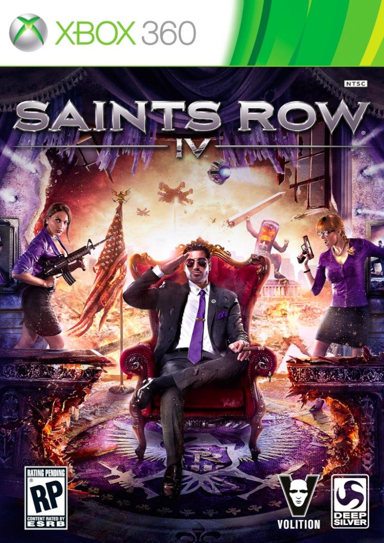 Saints Row 4 Achievement Guide Road Map