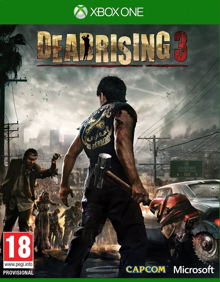 Dead rising 3 review xbox one review at xboxachievements malvernweather Image collections