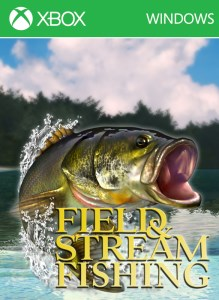 Game added field stream fishing w8 xbox one xbox for Xbox one fishing games