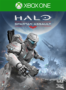 Game Added: Halo: Spartan Assault (Xbox One) - Xbox One, Xbox 360