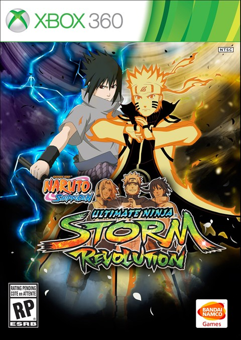 naruto shippuden ultimate ninja storm revolution pc crack only