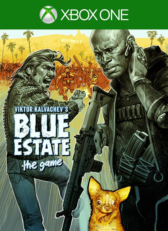 Blue Estate The Game Announced For Xbox One Based On