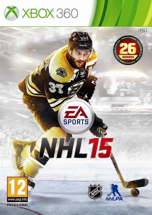 Human Highlight Reel Achievement in NHL 15