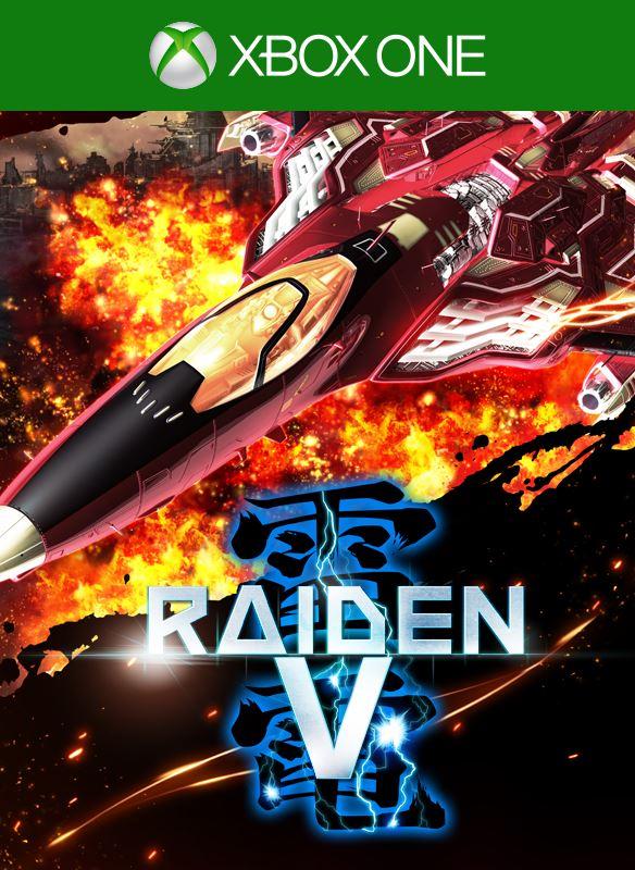 Raiden V Is Flying To Western Xbox Ones Next Week Xbox One Xbox 360 News At Xboxachievements Com