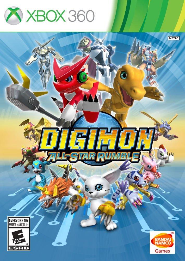 All Xbox Games List : Digimon all star rumble achievements list