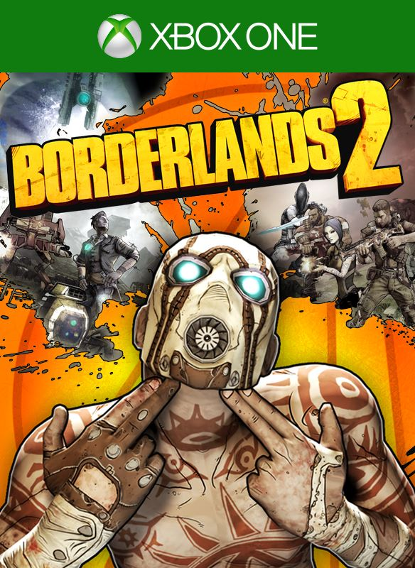 Game Added Borderlands 2 Xbox One Xbox 360 News At