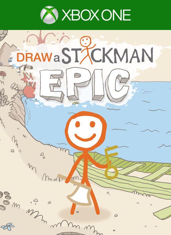 Game Added Draw A Stickman Epic Xbox One Xbox 360