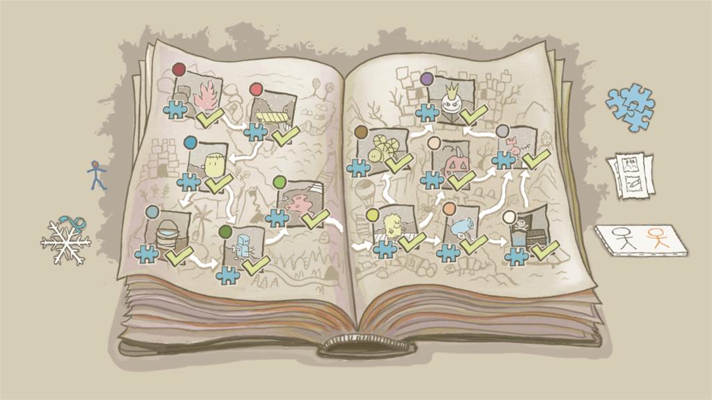 Draw A Stickman Epic Achievement Guide Road Map