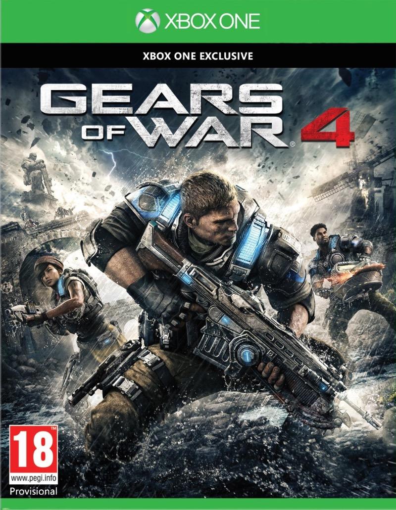 gamescom 2016 gears of war 4 feels like proper gears but. Black Bedroom Furniture Sets. Home Design Ideas