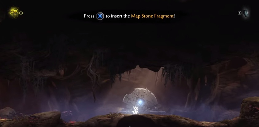 World At Your Feet Achievement Ori And The Blind Forest