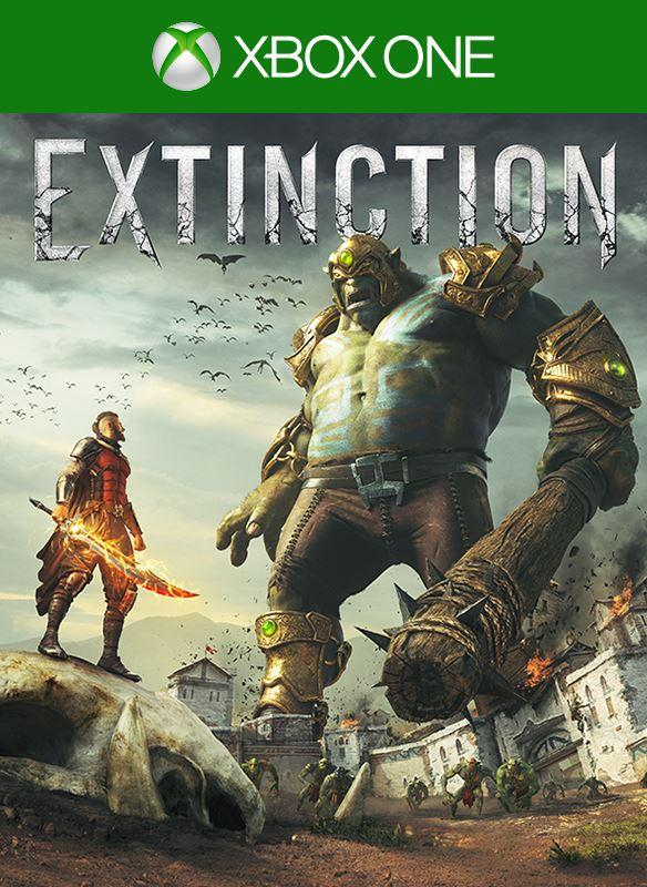 Xbox 1 Games 2018 : Ogre killing game extinction coming to xbox one in