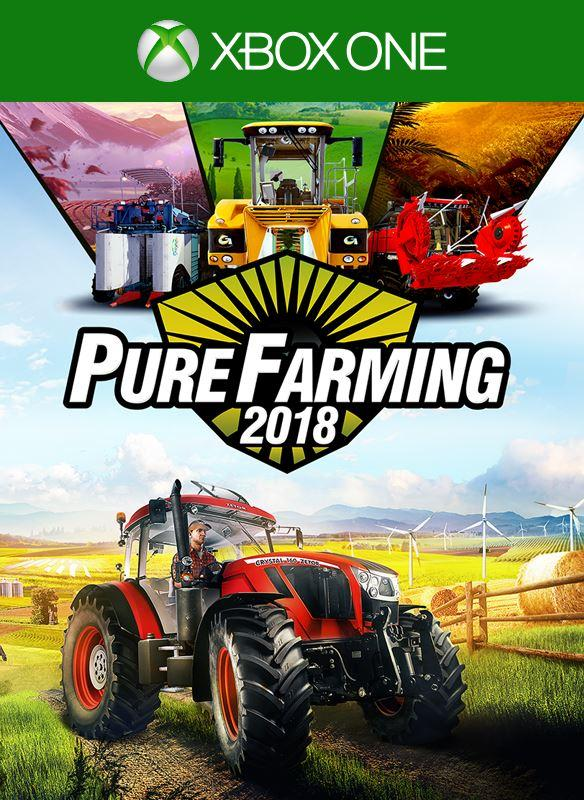 Xbox 1 Games 2018 : Pure farming coming to xbox one in early