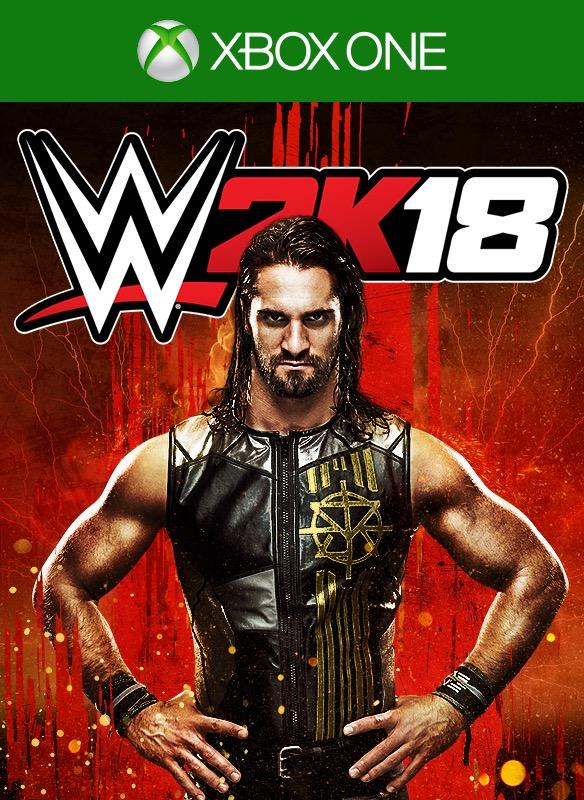 wwe 2k18 s cover star is seth rollins  release date set for october xbox one  xbox 360 news at Setting Up Xbox Live Setting Up Your Xbox Password