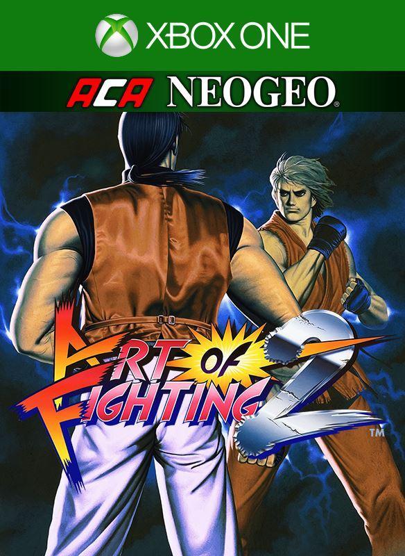 Game Added Aca Neogeo Art Of Fighting 2 Xbox One Xbox 360