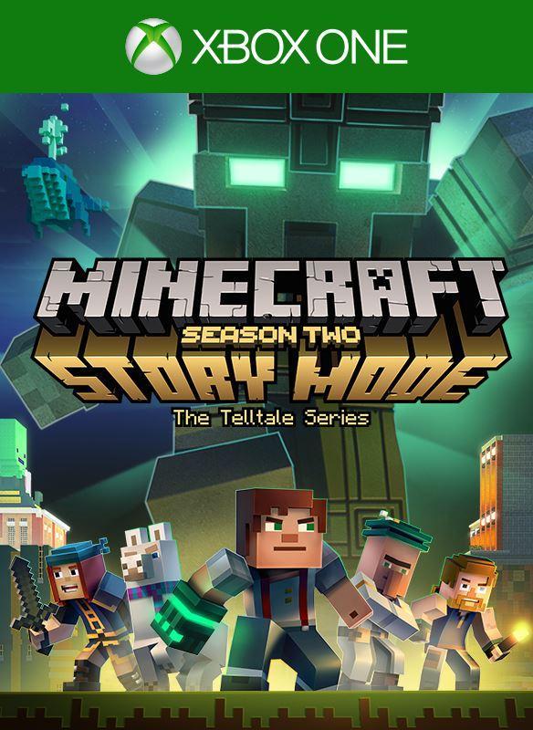 Game Added: Minecraft: Story Mode Season Two (W10) - Xbox
