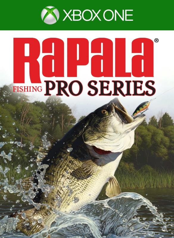 rapala pro fishing caught on xbox one for october release