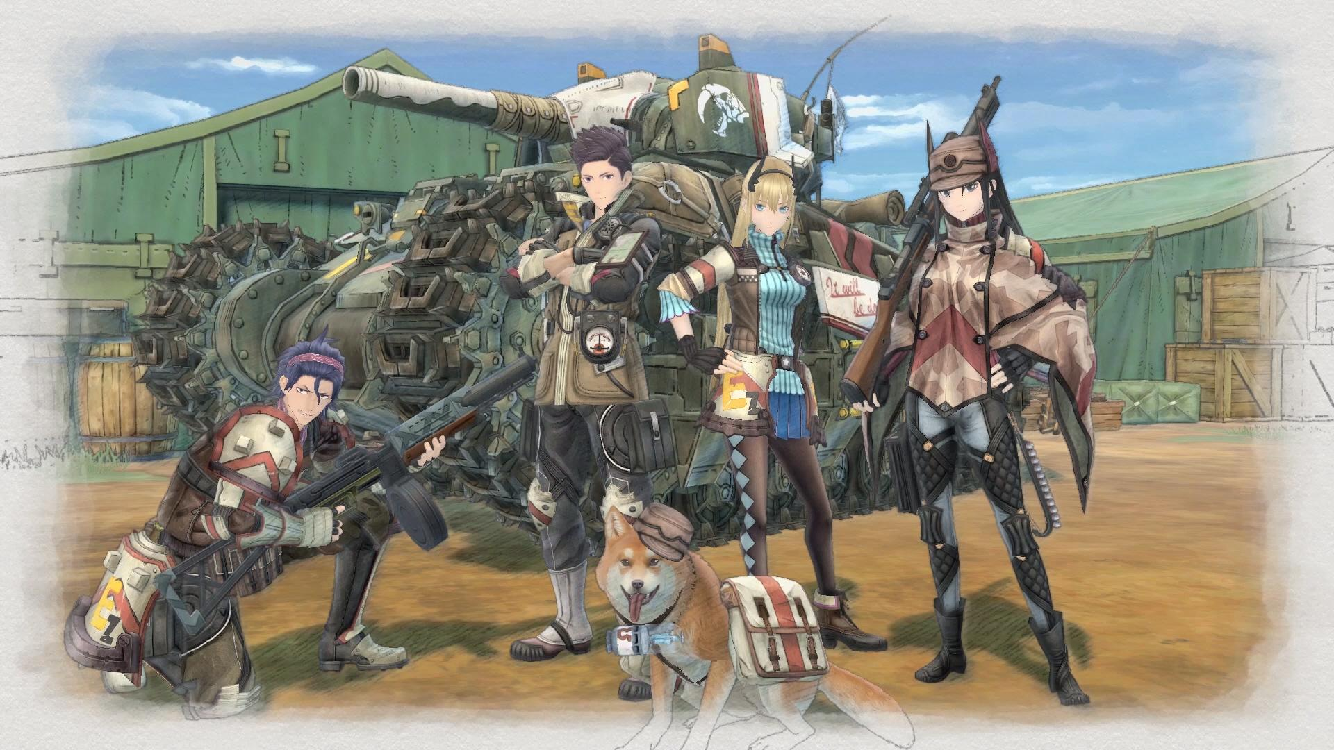 Sega to Release Valkyria Chronicles 4 in 2018