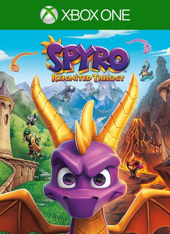 Spyro Reignited Trilogy Achievements List | XboxAchievements com