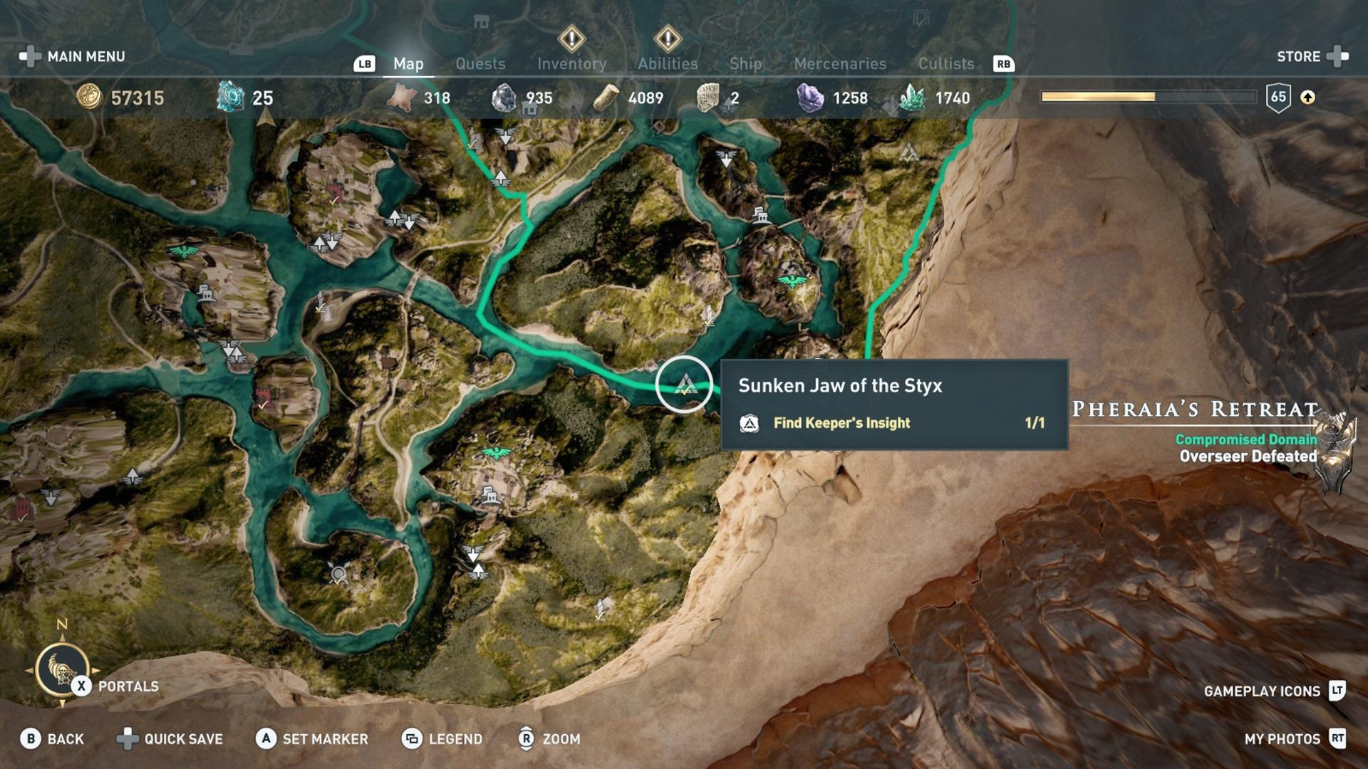 Assassin's Creed Odyssey Achievement Guide & Road Map