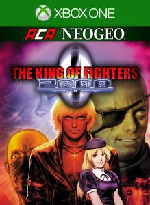 Game Added: ACA NEOGEO: The King of Fighters 2000 - Xbox One