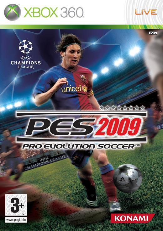 PES 2009 Achievement Guide & Road Map - XboxAchievements com