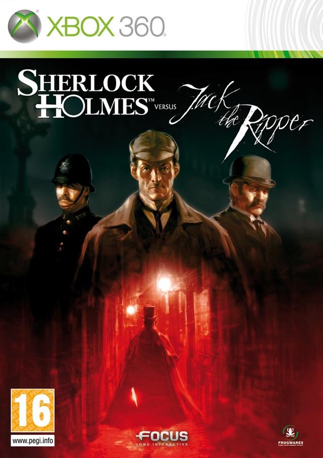 The Testament of Sherlock Holmes - Xbox 360 - amazon.com