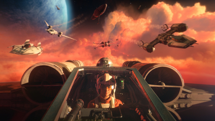 Star Wars Squadrons 120fps Update Is Live On Xbox Series Xs Xboxachievements Com