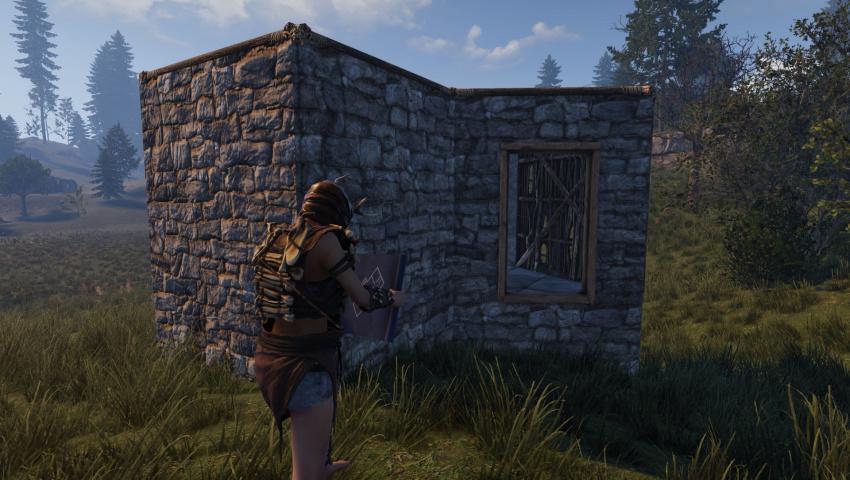 Rust, el brutal multijugador de supervivencia, llegará a