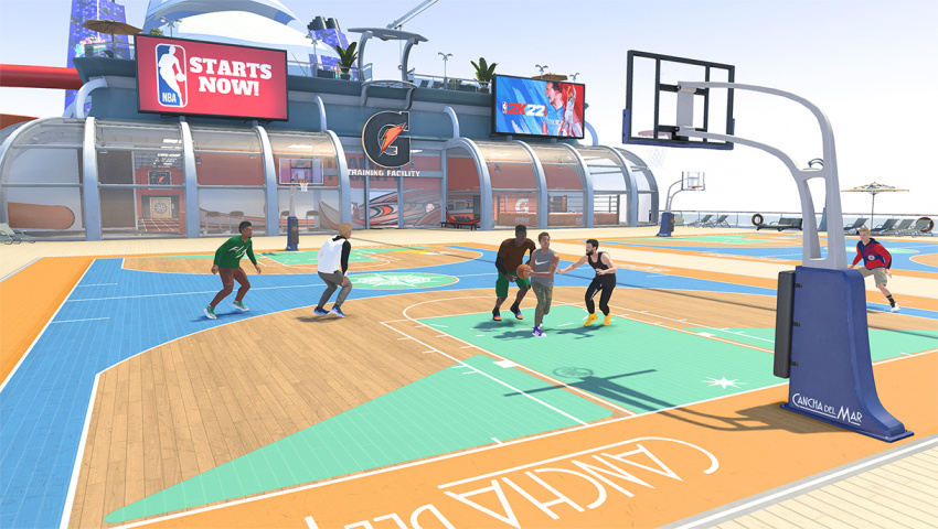 NBA 2K22 Will Feature New Ways to Explore its New The City and The  Neighborhood   XboxAchievements.com