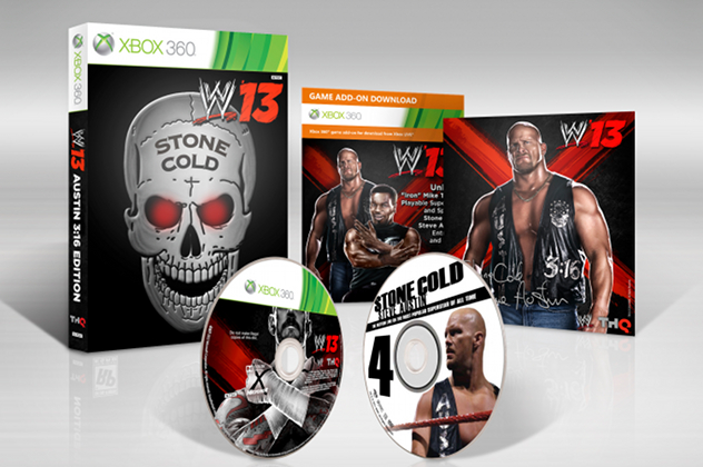 WWE '13 Collector's Edition Revealed With Added Rattlesnake 3120WWE13_CE_360_BEAUTY_SHOT%20copy