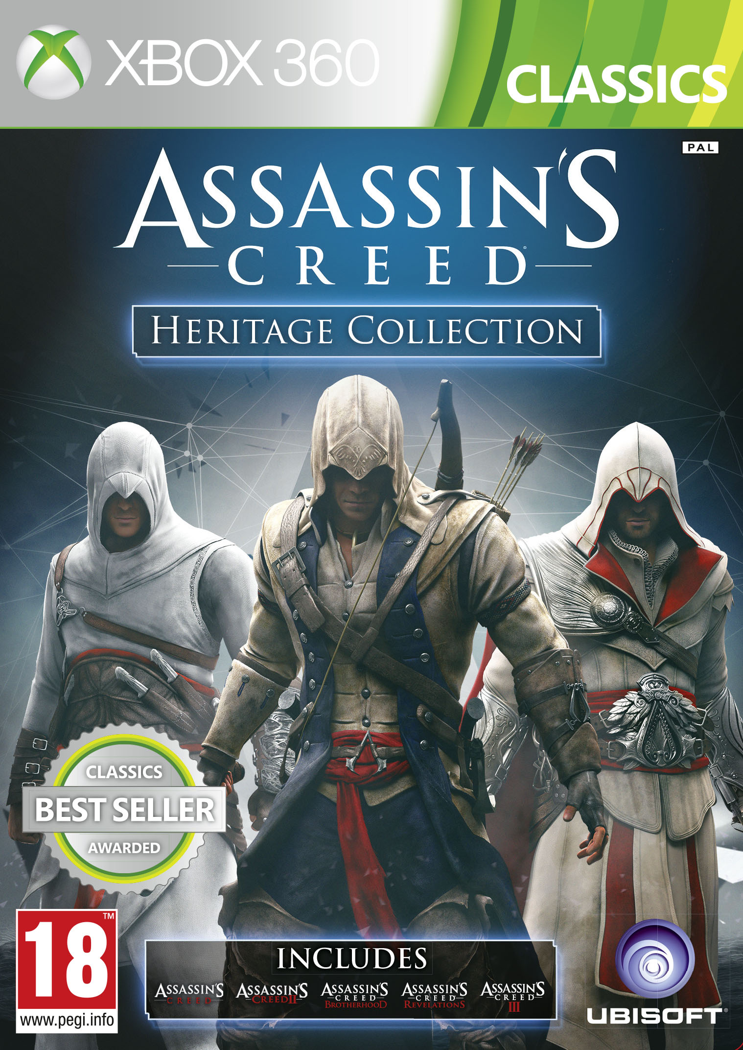 Ubisoft Announces Assassin S Creed Heritage Collection Xbox One