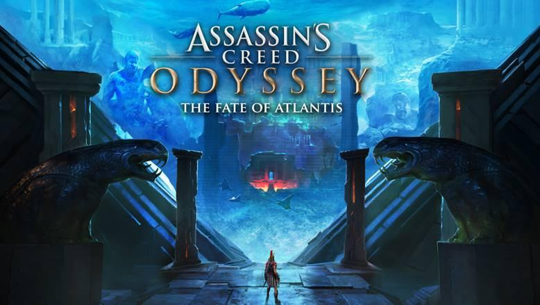 Assassin's Creed Odyssey Fate of Atlantis Episode One Launches Next Week