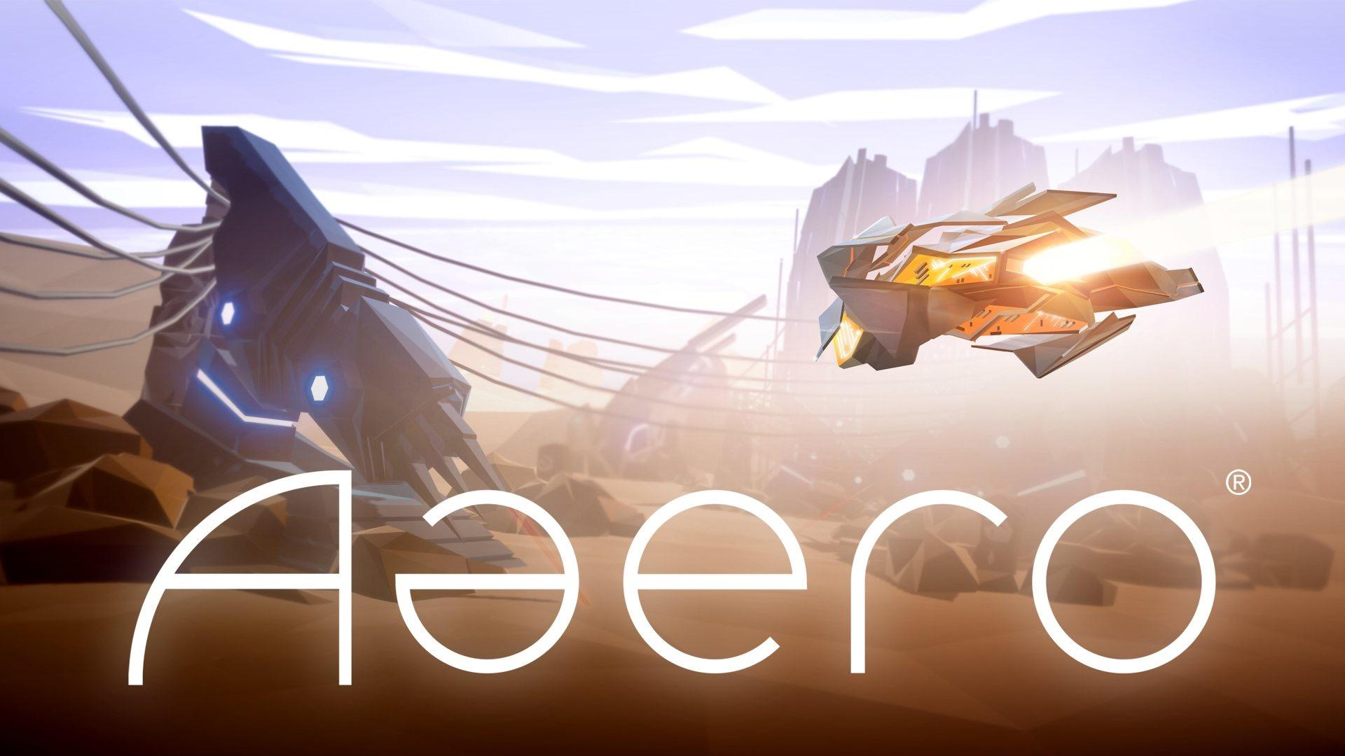 Aaero is a High-Speed, Music-Fueled Adventure Coming to