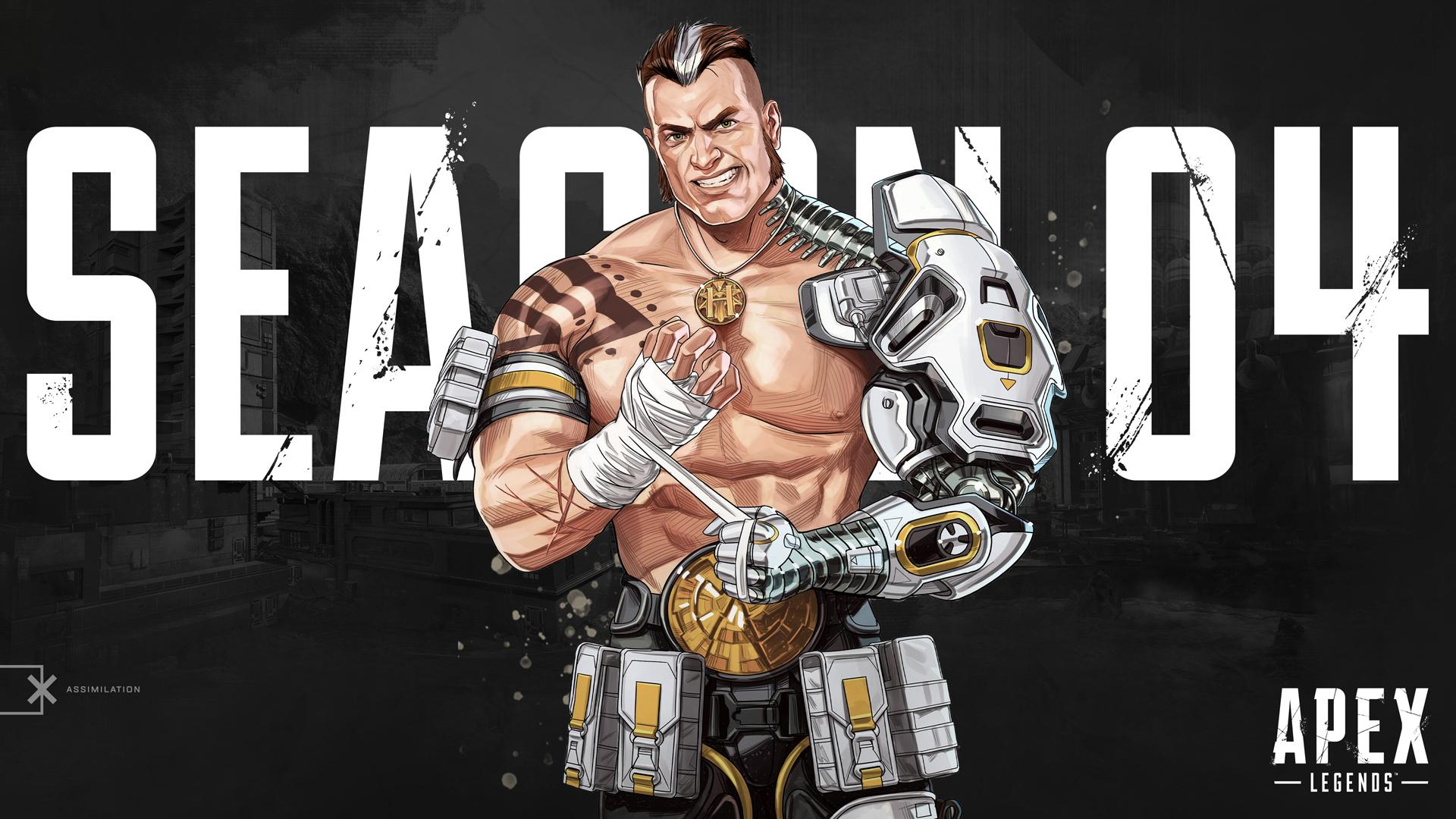 Apex Legends Season 4 will add new Champion Forge