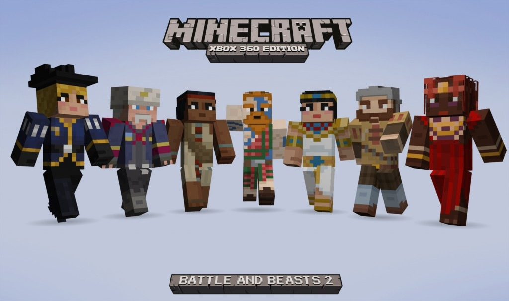Mash-Up Pack + Texture Pack + Skin Pack Thread [Archive