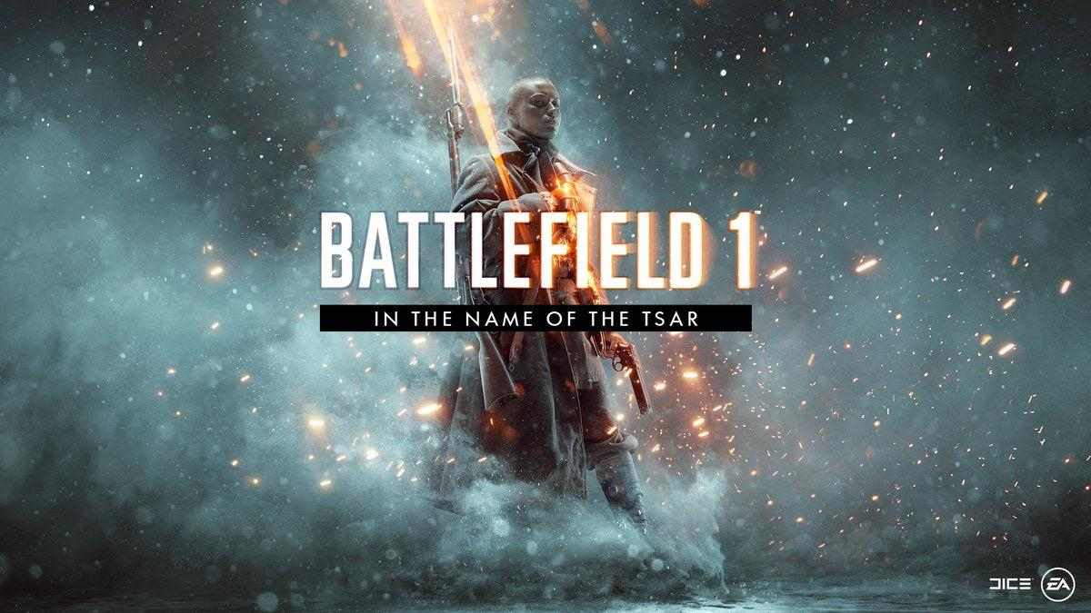 Battlefield 1 In The Name Of The Tsar Trailer Revealed