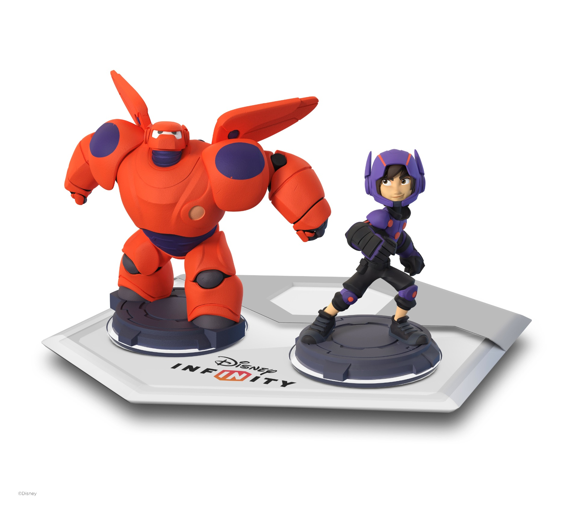 Disney Infinity 2.0 Edition To Welcome 'Big Hero 6' Play