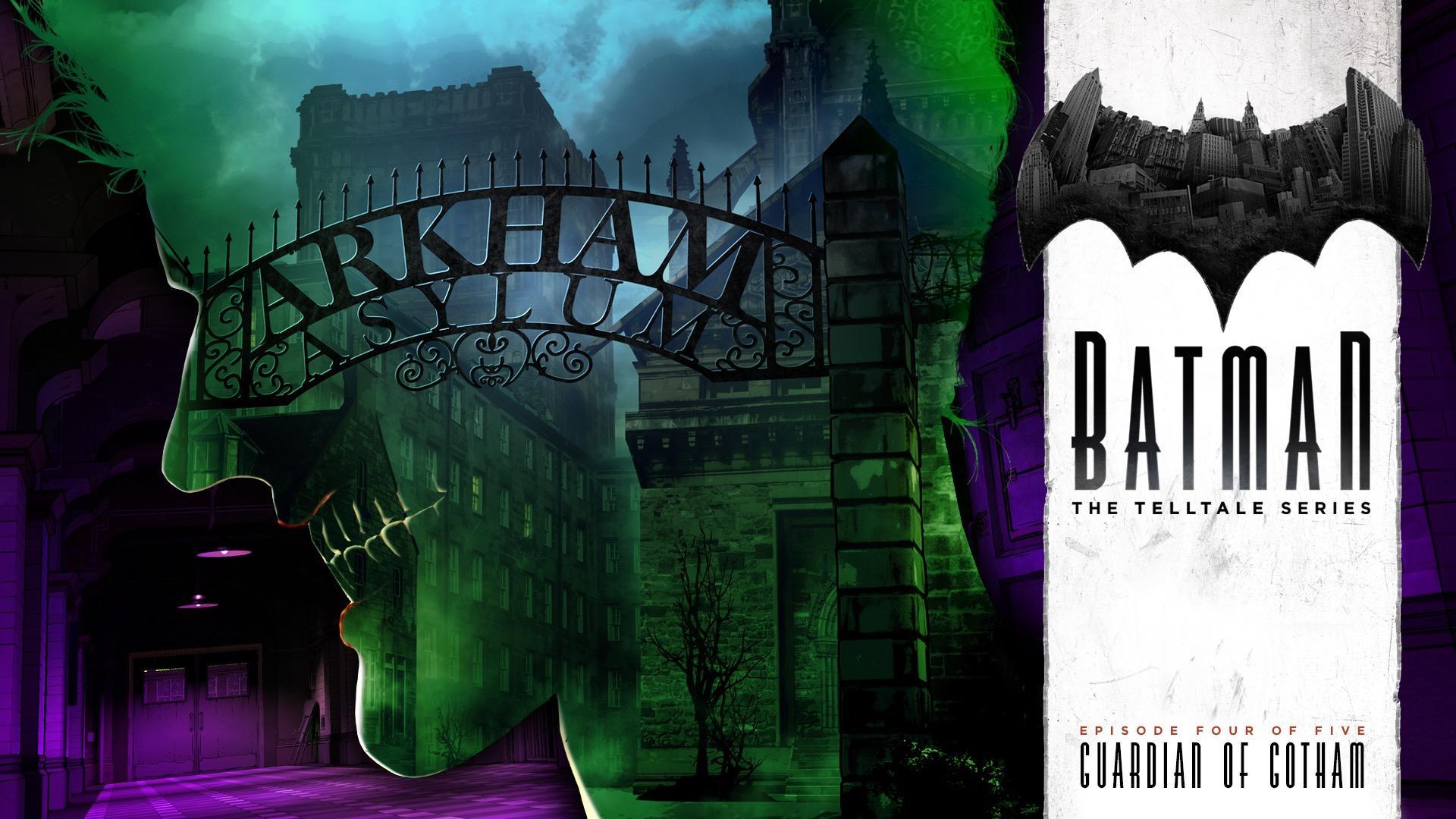 Telltale's Batman Episode 4: Guardian Of Gotham Trailer!