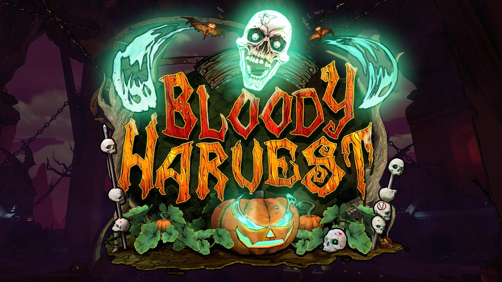 Borderlands 3 Bloody Harvest adds a whole new Halloween-themed map