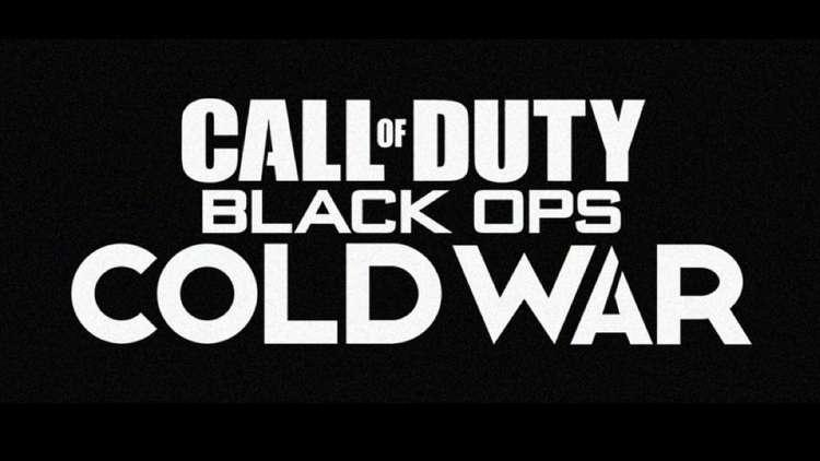 Call of Duty Black Ops Cold War Cover Art Revealed