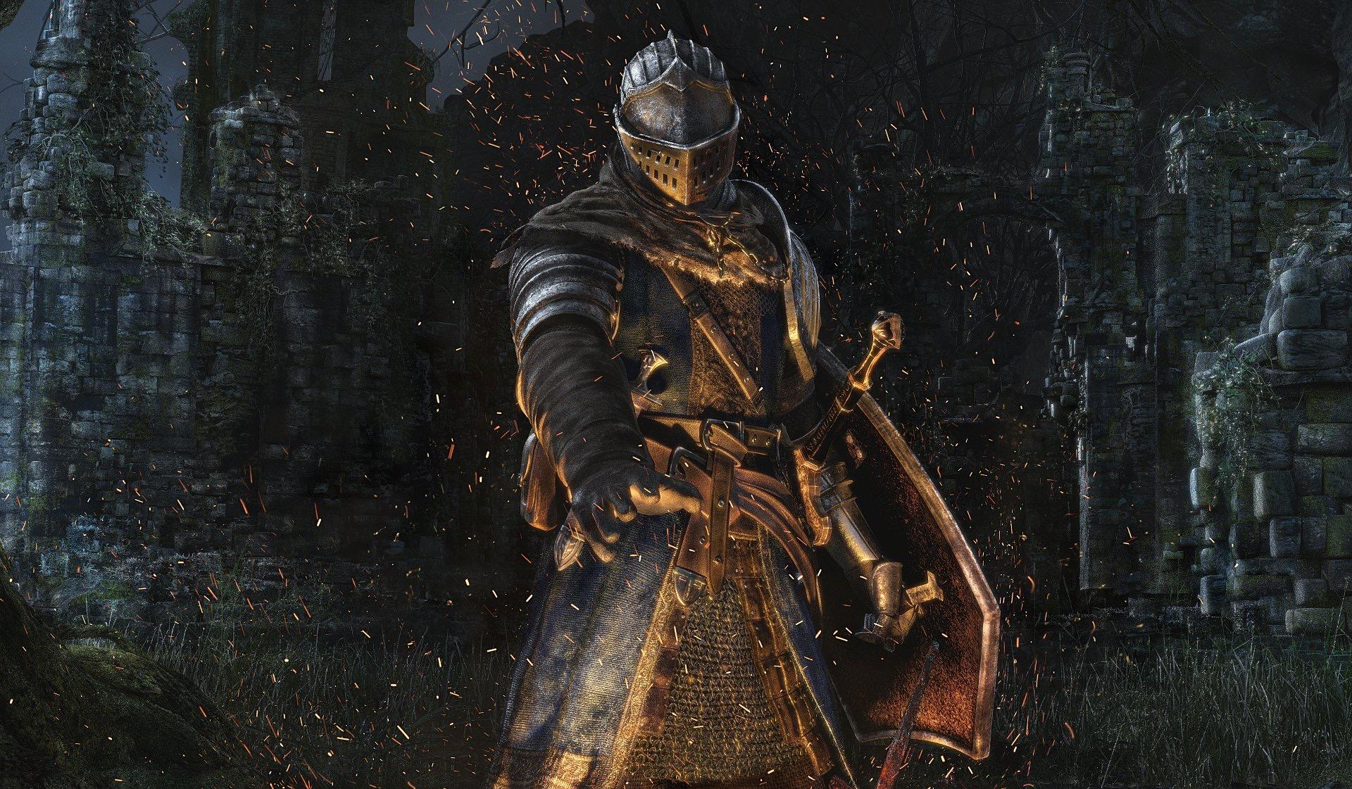 This Dark Souls Trilogy box for PS4 will make your wallet weep
