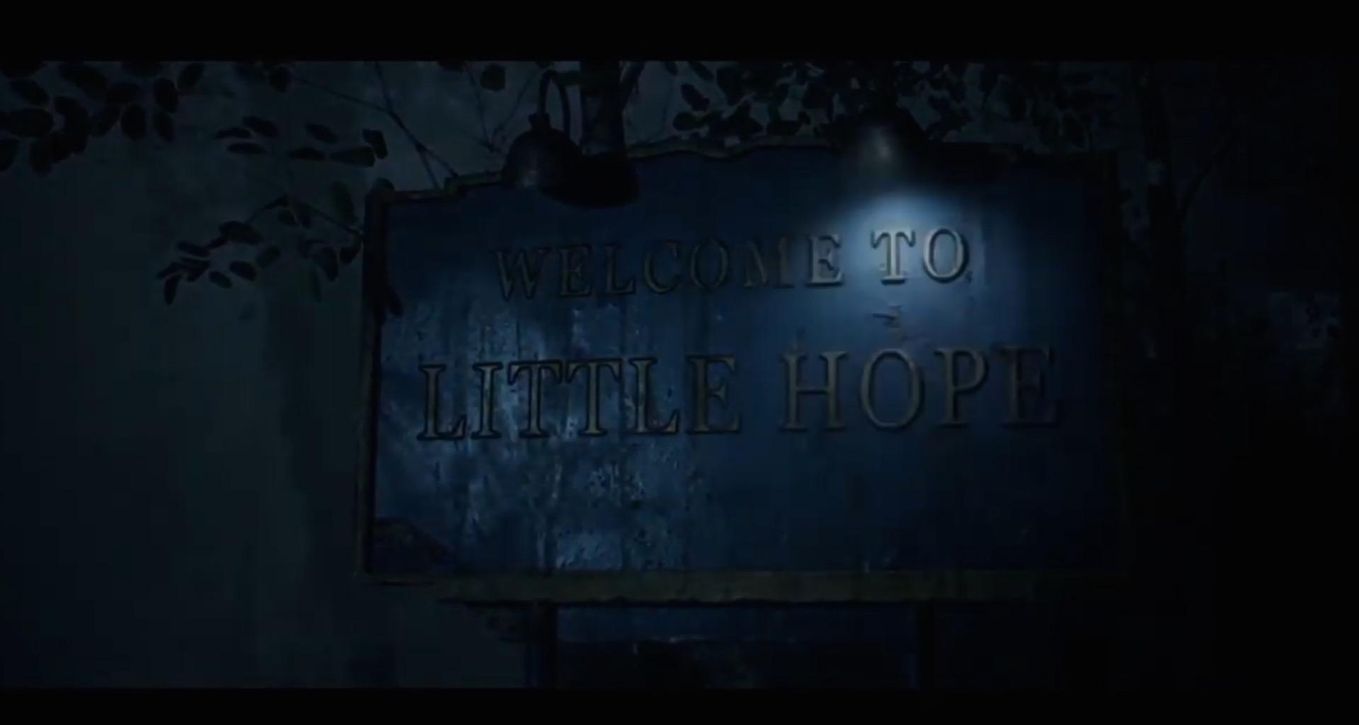 Next game in Dark Pictures anthology Little Hope teased